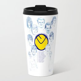 LEEDS UNITED 1972 Travel Mug