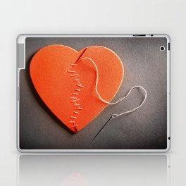 Mending A Broken Heart Laptop & iPad Skin