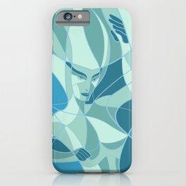 Shiva Ganga iPhone Case
