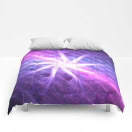 Flower of 9 Celestial Rains Comforters