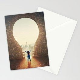 idea gate Stationery Cards