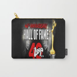 40th Anniversary Hall Of Fame Carry-All Pouch