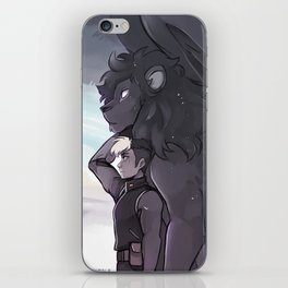 Winged Lion iPhone Skin