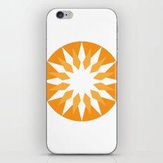 Sharp 1 iPhone & iPod Skin