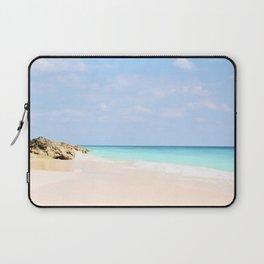 Beach, Bermuda Laptop Sleeve