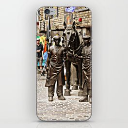 Stable Boys iPhone Skin