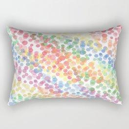 Gotas de Felicidad Rectangular Pillow