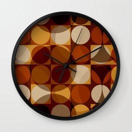 Retro Coffee Wall Clock