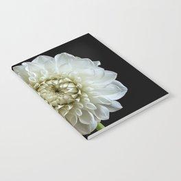 Dahlia Rhonda Flower Notebook