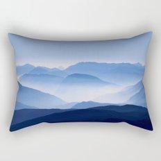 Mountain Shades Rectangular Pillow