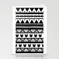 ethnic Stationery Cards featuring |Ethnic by ricardocarn