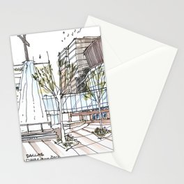 First Baptist Dallas Stationery Cards