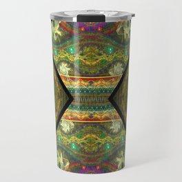 Dicephalous Dragon Travel Mug