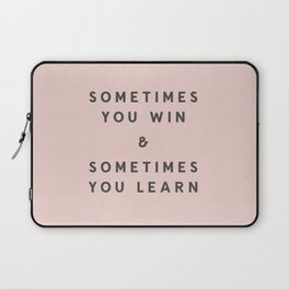 YOU LEARN Laptop Sleeve