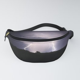 Electrical Storm Fanny Pack