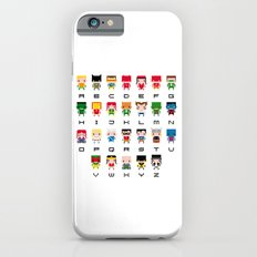 Superhero Alphabet Slim Case iPhone 6