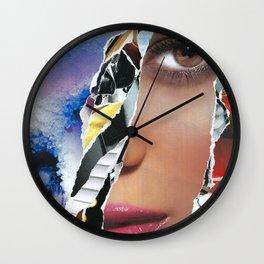 Judas Kiss Wall Clock