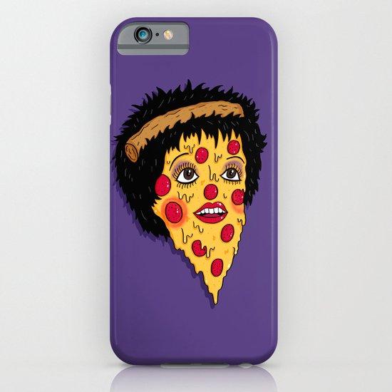 Pizza Minnelli iPhone & iPod Case