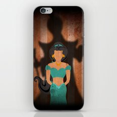 Shadow Collection, Series 1 - Lamp iPhone & iPod Skin