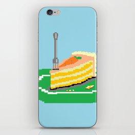 Carrot Cake iPhone Skin
