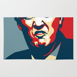 Trump Pop art Rug