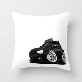 AKA: Betty Throw Pillow