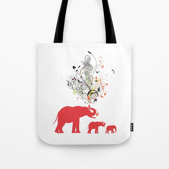 Me and my friends Tote Bag