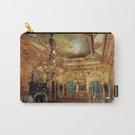 Newport Mansions, Rhode Island - Marble House - Gold Room #1 Carry-All Pouch