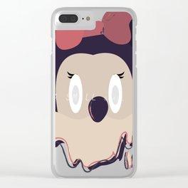 Pop Culture - Drip Clear iPhone Case