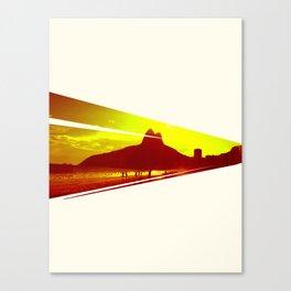 Alvorada Canvas Print