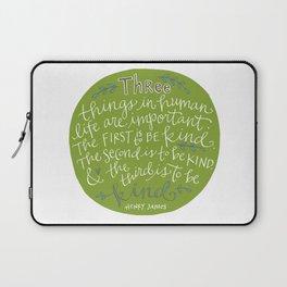 Kindness Laptop Sleeve