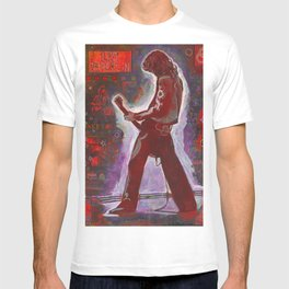 Rock and Roll in Red T-shirt