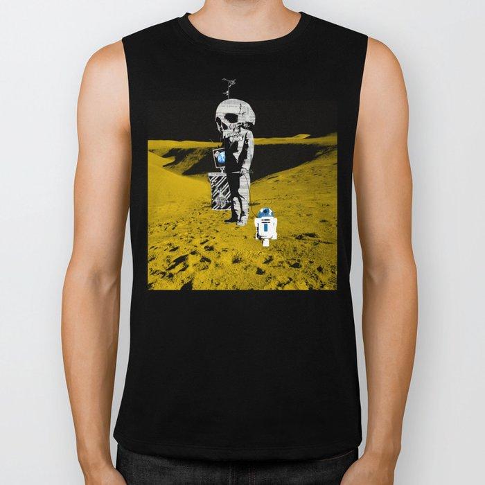 Moon Walk Biker Tank