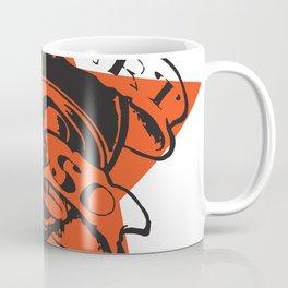 Heart so black Coffee Mug