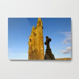 Good King Metal Print