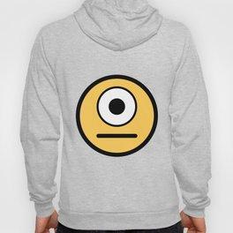 Smiley Face   Cyclops One Eyed Smileys Hoody
