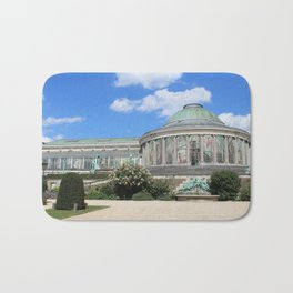 Botanical Gardens-Belgium Bath Mat