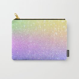 Ombre Glitter 17 Carry-All Pouch
