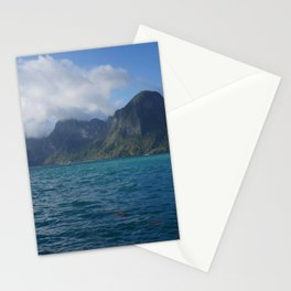 The Storm Approaches in Palawan Stationery Cards