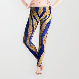 Mosaic Stripes Leggings