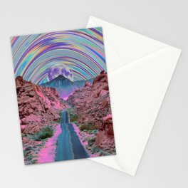 Colorful Journey Stationery Cards