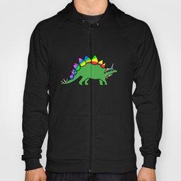 Stegocorn (Unicorn Stegosaurus) Hoody