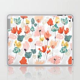 Wild Beauty Saffron Laptop & iPad Skin