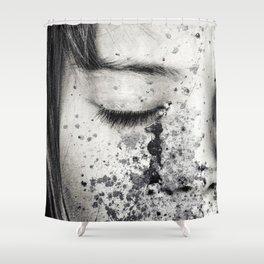 Anonymous - Ella 3 Shower Curtain