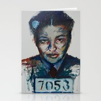 parks Stationery Cards featuring Rosa Parks by Debbie Chessell
