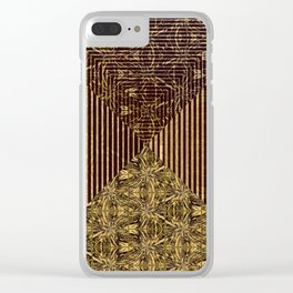Sixty Six Clear iPhone Case