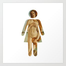 Birth of Venus Art Print