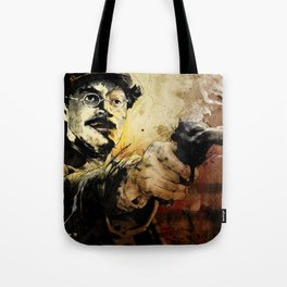 Halk Mask Tote Bag