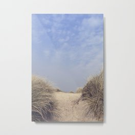 The Way To The Beach II Metal Print
