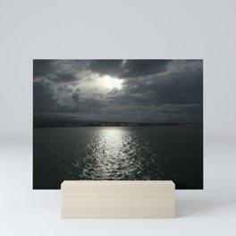 Sundown in Samoa DPG150309 Mini Art Print